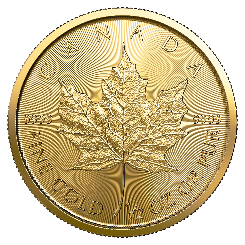 canadian maple leaf gold - HD3000×3000