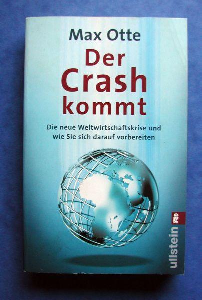 Prof. Dr. Max Otte - Der Crash kommt