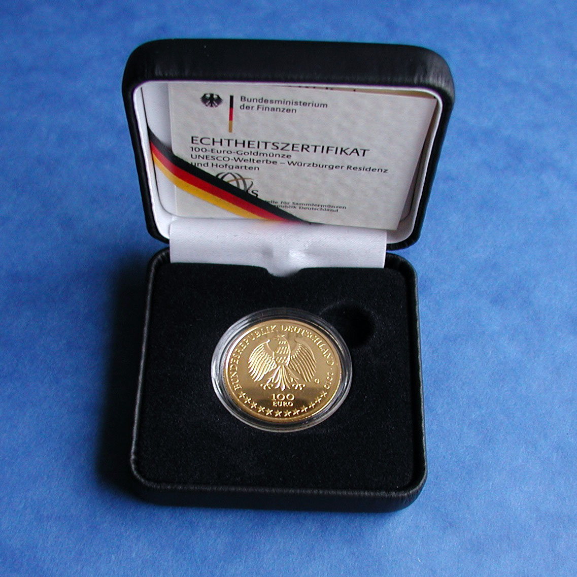100 Euro Goldmünze Diverse Jahrgänge 12 05 Oz 1555 G Brd