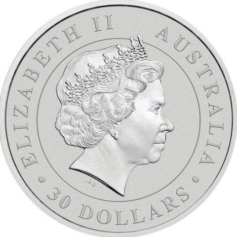 1 Kilo Silver Bullion Coin Australian Koala 2018 1 Kg Fine