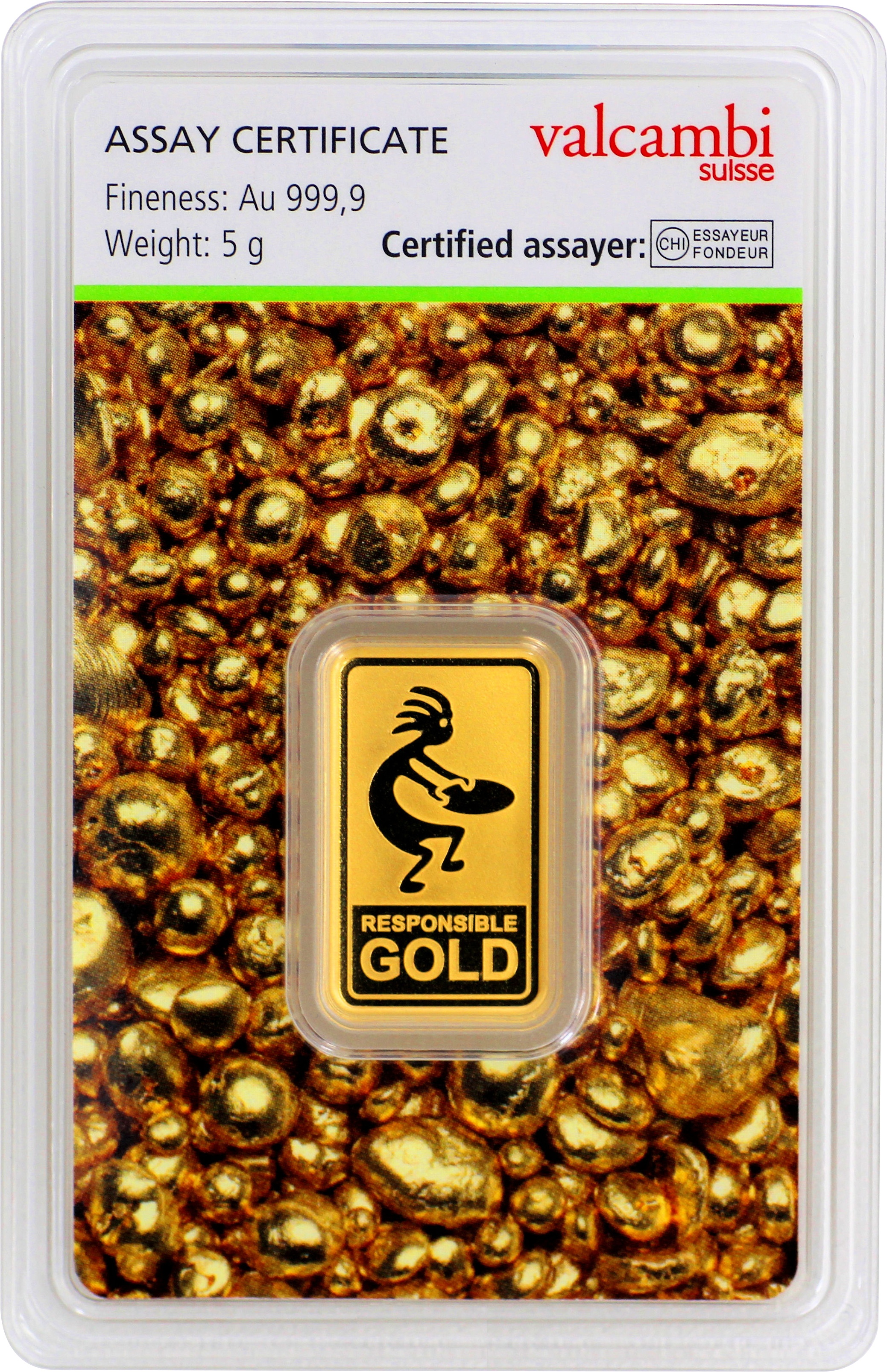 5g Gold Bars Umicore Valcambi Heraeus Perth Mint Rand Refinery