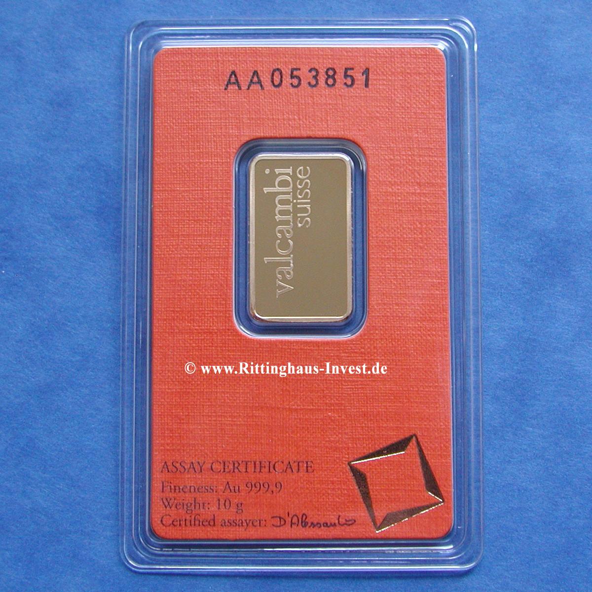 valcambi-10-gramm-goldbarren-blister-echtheitszertifikat