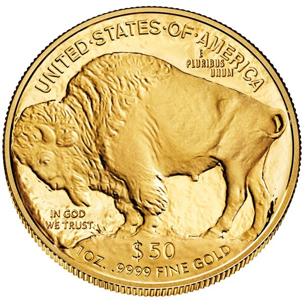 american buffalo 1oz gold coin us mint Büffel