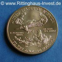 American Eagle Gold 1oz Goldmünze 1 Unze 2018