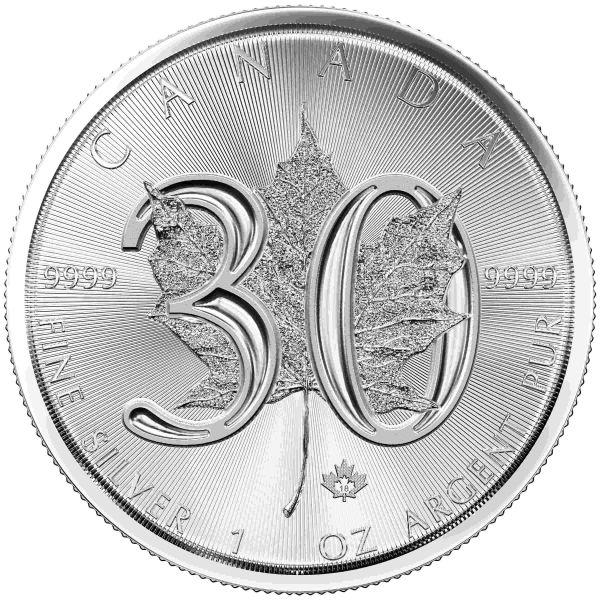 30 Jahre Maple Leaf Sonder Edition Jubilaeum 1988 - 2018