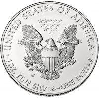 Silbermünzen 100 Unzen American Eagle Investorenpaket