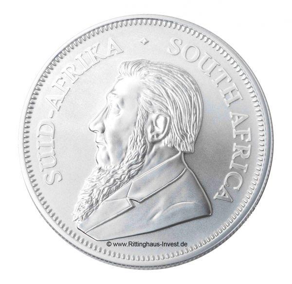 Krugerrand 1 Unze Silbermünze 2020 Paul Kruger Krügerrand 1 oz