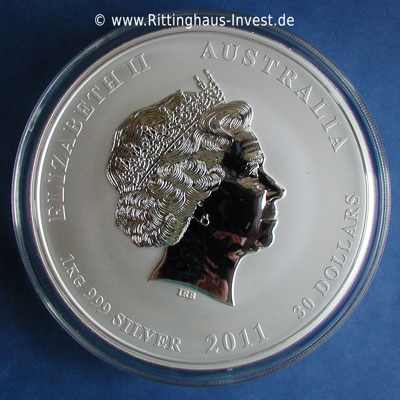 Lunar Ii Hase 2011 Silberm 252 Nze 1 Kg Silber Kaufen